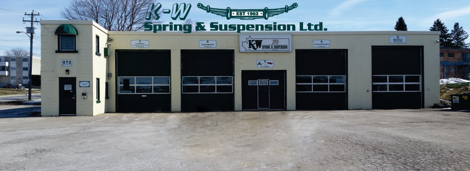 Spring and suspension Ltd.